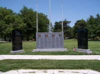 NE Kansas Korean War Memorial