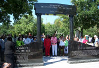 Piatt Memorial Dedication